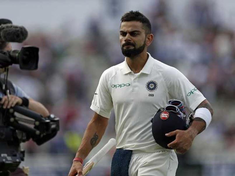 India vs England: Virat Kohli Fights Lone Battle As Jittery India Lose Five In Pursuit Of 194