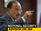 Video : Controversy Over Ajit Doval's Jammu and Kashmir Constitution Remark