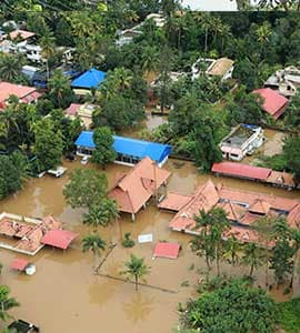 Kerala Demands Rs 4,700 Crore From Centre As Compensation