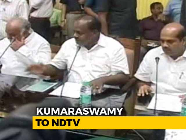 Video : Second Capital For Karnataka? HD Kumaraswamy's Pointed Move Amid Protest