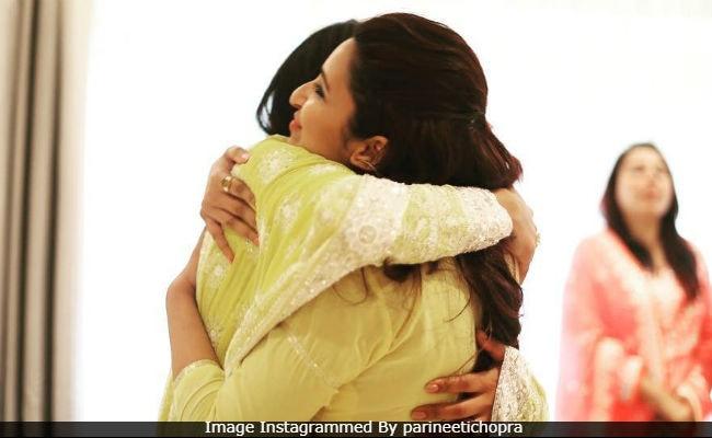 'Nick Jonas, You're Perfect For Priyanka Chopra,' Sister Parineeti Writes A Heartfelt Note