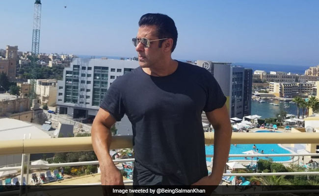 Bharat: Salman Khan Starts Shooting For the Film In Malta, Shares Photo