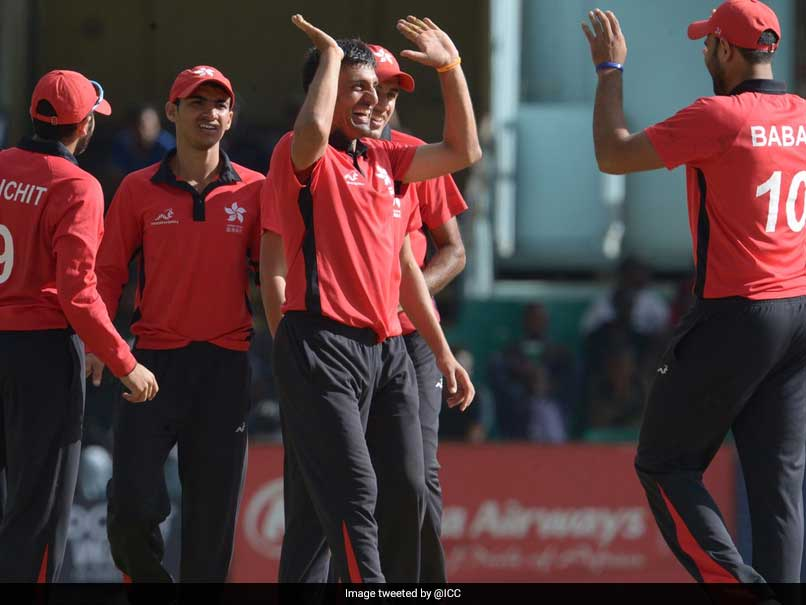 Hong Kong Beat UAE To Book Asia Cup 2018 Berth