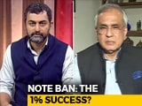 Video: NITI Aayog Vice Chairman Defends Notes Ban, Says Would Do Demonetisation Again