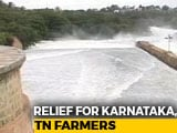 Video : KRS Dam Full: Enough Water For Karnataka And Tamil Nadu This Year