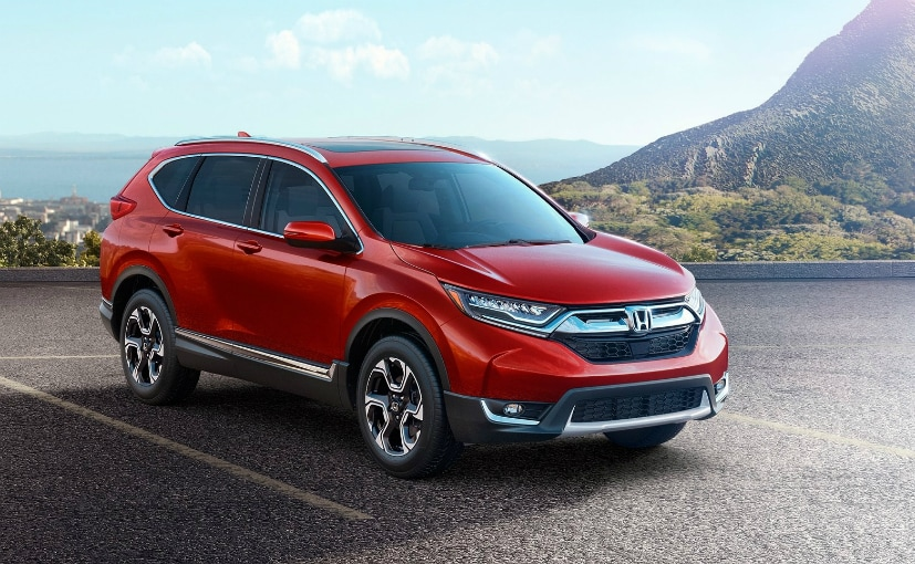 New 7 Seater Diesel Honda Cr V India Launch Details Revealed Ndtv