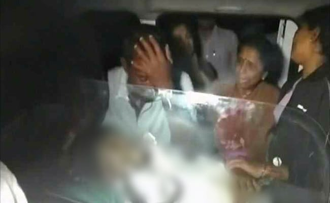Boy Found Dead In Karnataka School Drank Chemical, Shows CCTV: Police