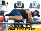"Video: ""Challenge Accepted,"" PM Modi Tells Virat Kohli, With A Promise"