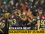 IPL 2018: Kolkata Knight Riders Enter Qualifier 2 With 25-Run Win Over Rajasthan Royals