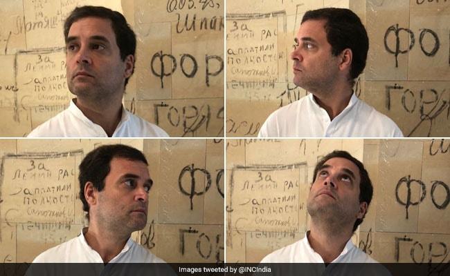 जब राहुल गांधी की फोटो वाली पोस्ट हुई ट्रोल तो BJP ने भी कर दी Retweet, कही ये बात