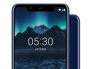 Nokia X5 लॉन्च, डिस्प्ले नॉच वाले इस फोन में हैं दो रियर कैमरे