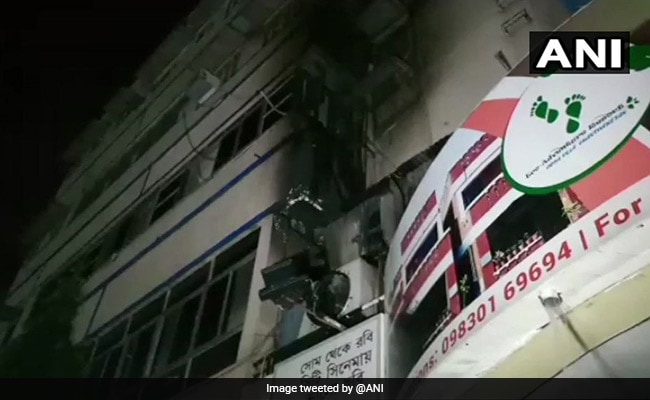 Moviegoers Escape Fire At Kolkata's Famous Priya Cinema During Night Show