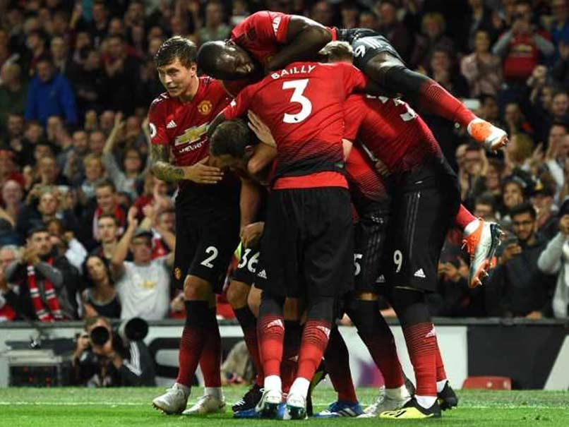 EPL Manchester United Overcome Leicester City In Season Opener