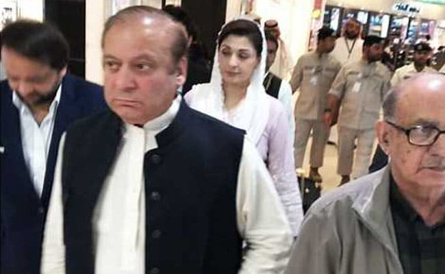 Nawaz Sharif To Be Produced In Pakistan Court On Monday