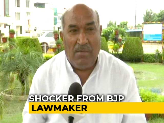 Video : Rapes, Murders On Rise Due To Increasing Muslim Population: BJP Lawmaker