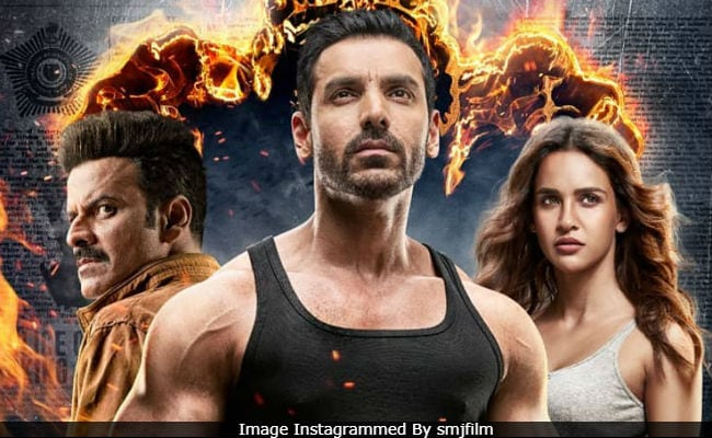 Satyameva Jayate Movie Review: John Abraham Goes On The Rampage In Nonsensical Film