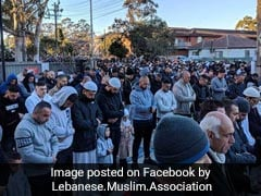 "30,000 Australian Muslims Pray To End ""Worst Drought In Living Memory"""