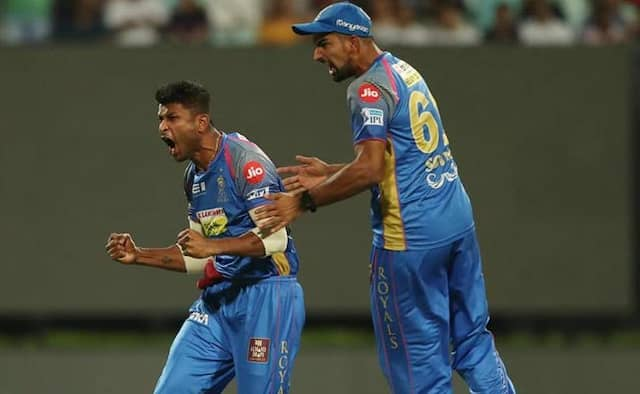 IPL 2018, KKR vs RR, Eliminator: This special job is done only by Krishnappa Gowtham
