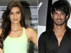 Kriti Sanon, Sushant Singh Rajput To Feature In <i>Dangal</I> Director's Untitled Film: Report