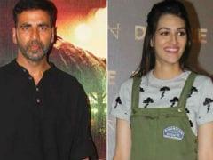 <I>Housefull 4</I>: Kriti Sanon Looking Forward To Working With Akshay Kumar