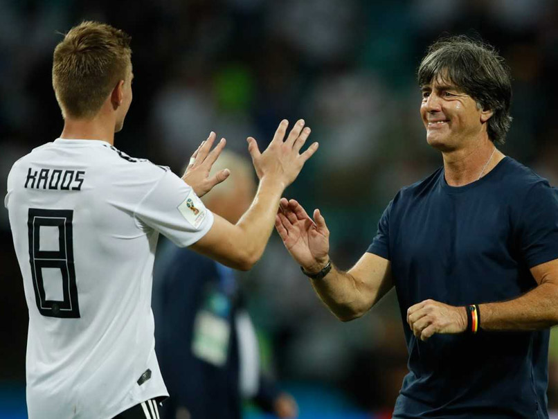World Cup 2018: Toni Kroos Hits Out At Germany