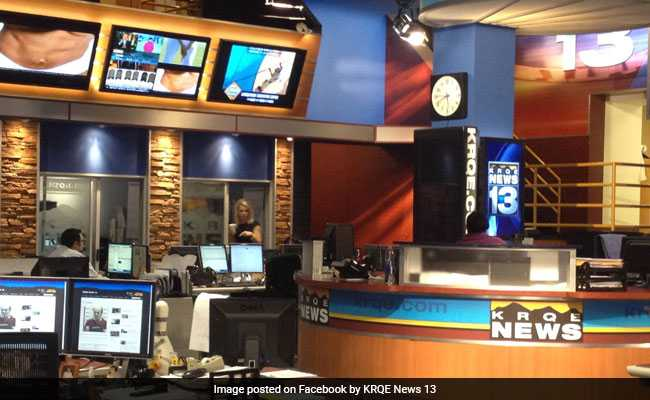 After Intruder Walked In, TV Station Abruptly Cancelled