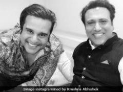 Krushna Abhishek Hopes To Reconcile With Govinda And Sunita Ahuja, Says Wife Kashmera Was At Fault