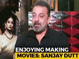 Video: 'I Feel Free Now,' Says  Sanjay Dutt