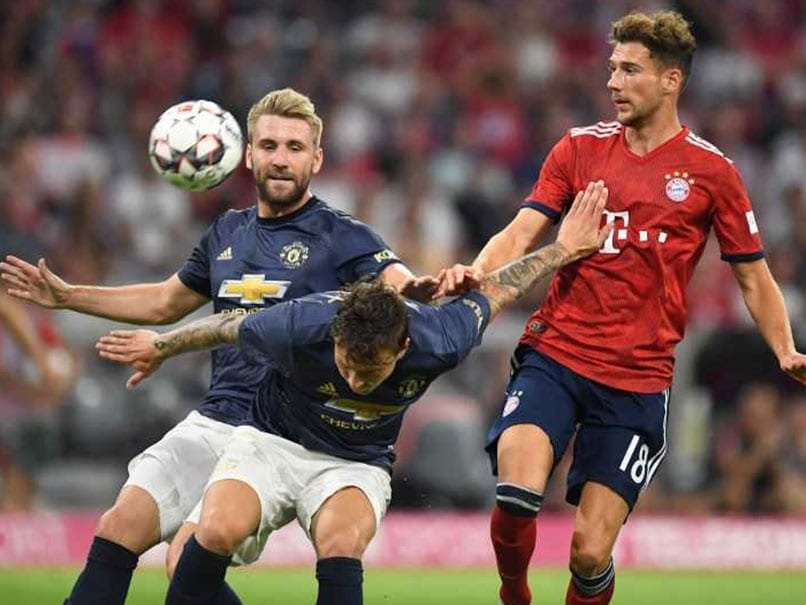 Bayern Munich Beat Manchester United In Final Pre-Season Test