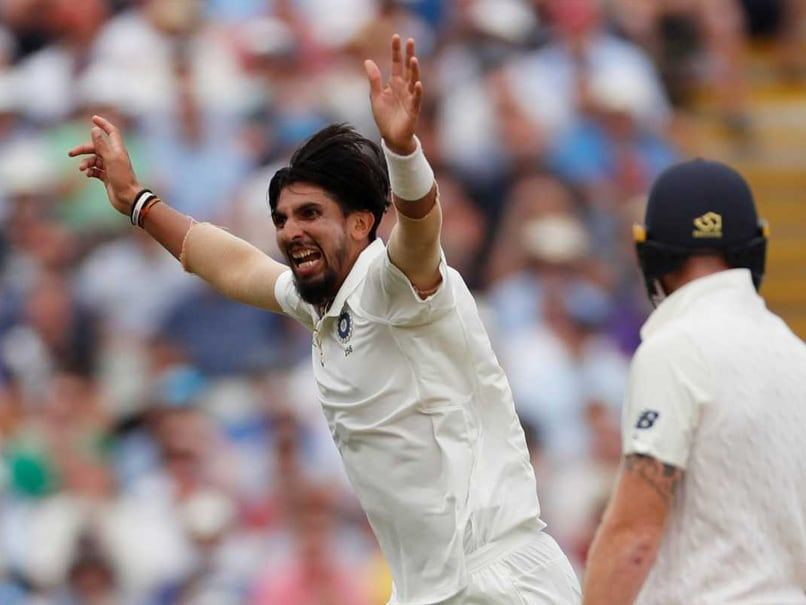 India vs England: Ishant Sharma Found Guilty Of Breaching ICC Code Of Conduct