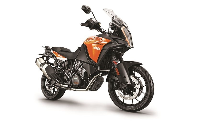 The 2019 KTM 390 Adventure will take inspiration from 1290 Super Adventure (pictured)