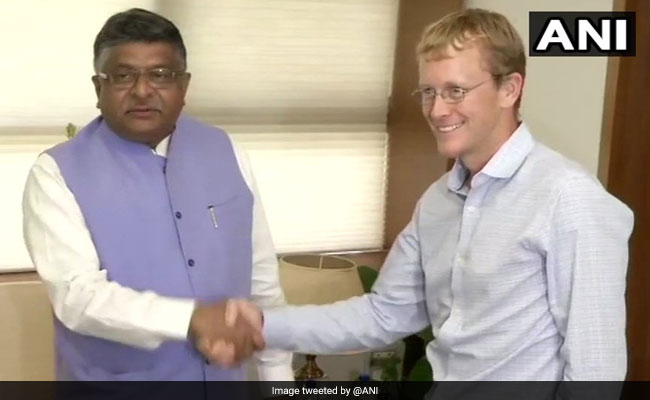 Meeting Minister, WhatsApp Chief Promises Action To Plug Fake News