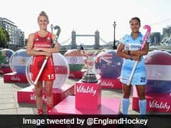 India vs England, Women's Hockey World Cup Live Score: India Dominate Play In England Half In Q1