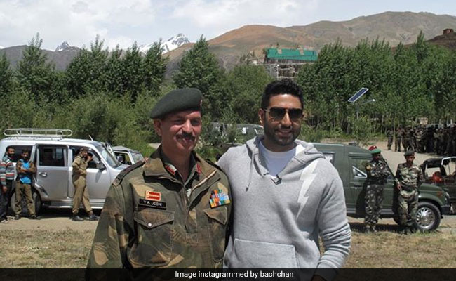 Kargil Diwas: Abhishek Bachchan On Special Jai Jawan-LOC Moment, Other Celebs Share Posts