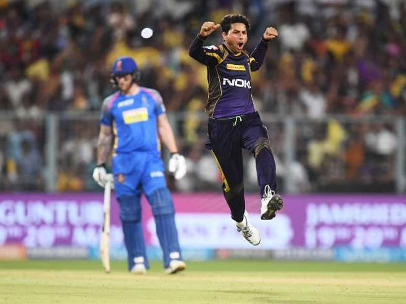 IPL: Kuldeep Yadav Credits Shane Warne For His Spirited Bowling Performance vs Rajasthan Royals