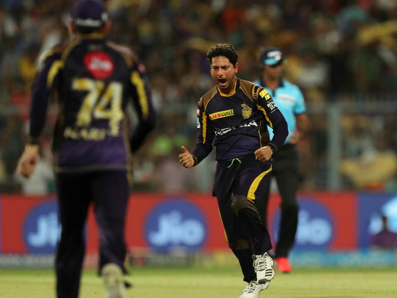 IPL 2018: Kolkata Knight Riders ride on Kuldeep Yadav's magic spell