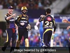 KKR vs RR : क्रिस लिन और दिनेश कार्तिक की शानदार पारी, केकेआर 6 विकेट से जीता