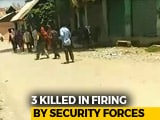 Video : Teenage Girl, 2 Others Killed In Kashmir As Forces Fire At Stone Throwers