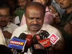 BJP Files Complaint Against HD Kumaraswamy Over Audio Clip Row