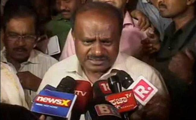 Karnataka Election Results Making Sure Our Lawmakers Are Not Poached Says Kumaraswamy