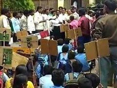 """Save Our School"", Students Requested HD Kumaraswamy. He Obliged"