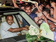 HD Kumaraswamy's Oath Next Week Turns Into Show Of Opposition Unity