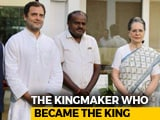 Video : After Bad Starter Marriage, Congress And HD Kumaraswamy Give It Another Shot