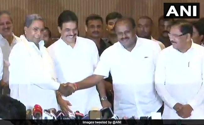 कर्नाटक में कैबिनेट विस्तार पर बनी सहमति, कांग्रेस के पास गृह जेडीएस संभालेगा वित्त मंत्रालय