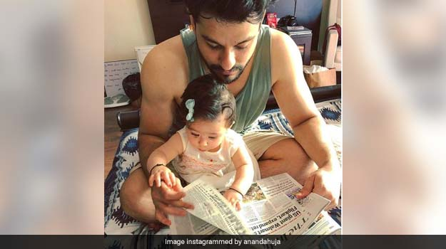 Kunal Kemmu's Daughter Inaaya Turns Chef For His Birthday - Find What She Made