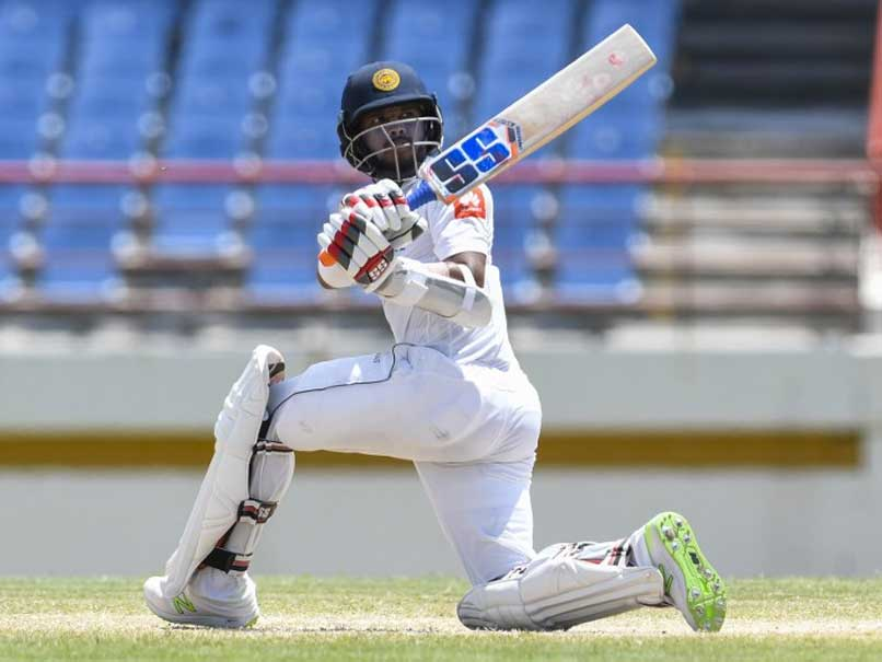 2nd Test: Dinesh Chandimal Denies