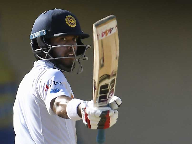 1st Test, Day 4: Kusal Mendis Nears Century As Sri Lanka Battle To Save West Indies Test
