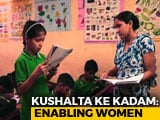 Video : A New Beginning In Nithari, Uttar Pradesh, Courtesy Silai School