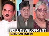 Video : A Discussion On How Sewing Skills Can Increase Women Employment