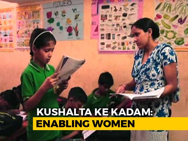 Video: A New Beginning In Nithari, Uttar Pradesh, Courtesy Silai School